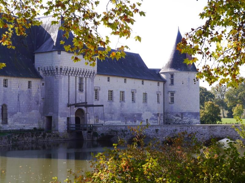 Chateau Plessis-Bourré-Balades et Patrimoine