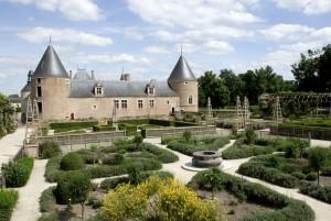 chateau de chamerolles loiret