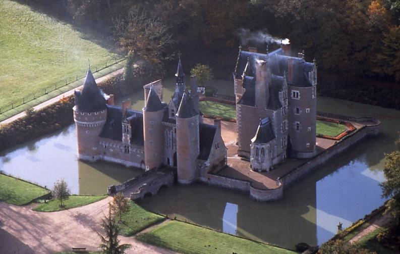 chateau Lassay sur croisne |Visites Blois