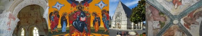 circuit fresques églises vendôme