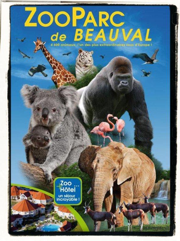 zoo de Beauval, val de loire