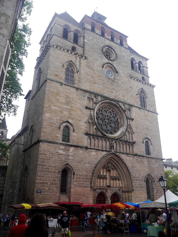 Tourisme autour de cahors balades et patrimoine - Cathedrale saint etienne de cahors ...