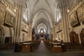 Cathédrale saint maurice d'angers