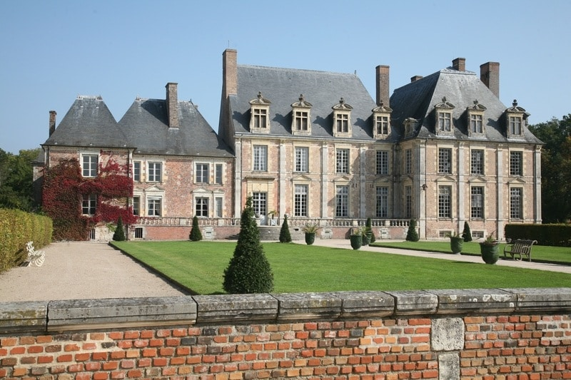 chateau fert saint aubin balades et patrimoine. Black Bedroom Furniture Sets. Home Design Ideas