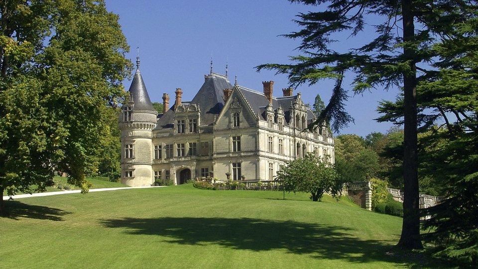 Jardins de la bourdaisi re balades et patrimoine for Jardins de france a visiter