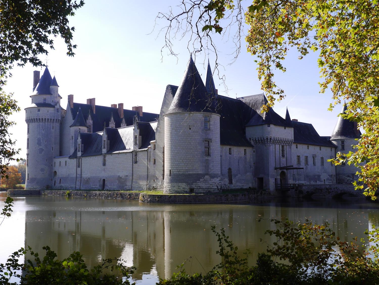Chateau Plessis-Bourré-Baladesetpatrimoine
