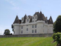 Le château de Montbazillac