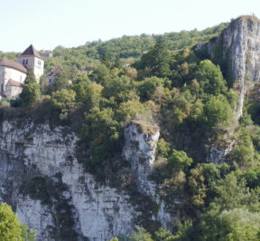 tourisme Lot-Saint cirq Lapopie