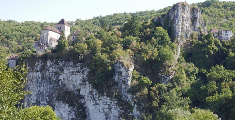 tourisme Lot-Saint cirq Lapopie
