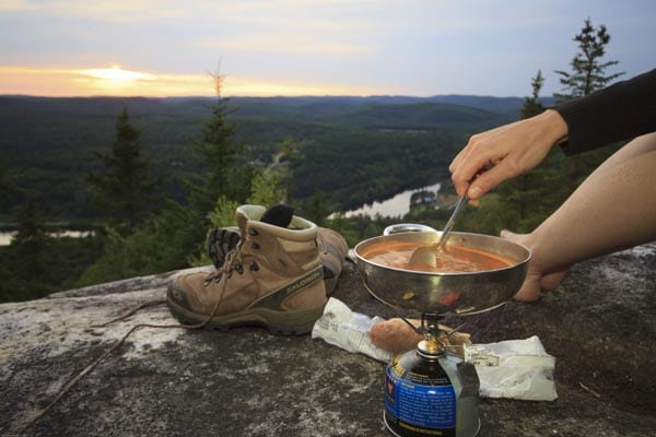 check list camping