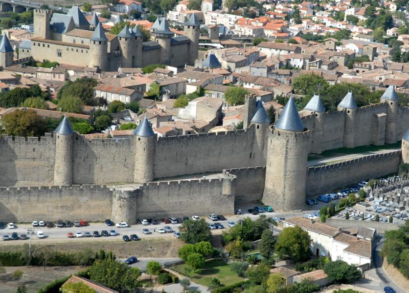 remparts Moyen-âge