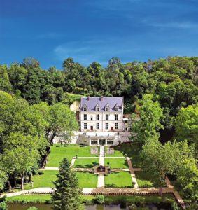 Châtreau Gaillard-tourisme val de Loire