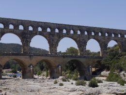 Pont du Gard-Aqueduc romain