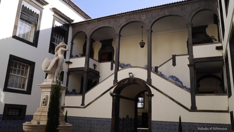 mairie Funchal-Balades et Patrimoine