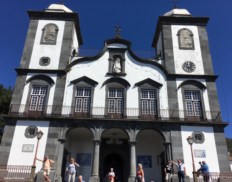 eglise monte-Funchal-balades et patrimoine