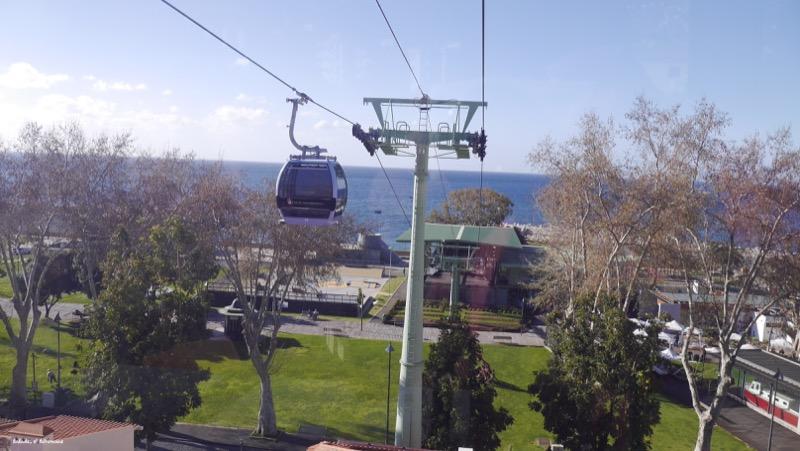 Télépherique Funchal-Balades et patrimoine