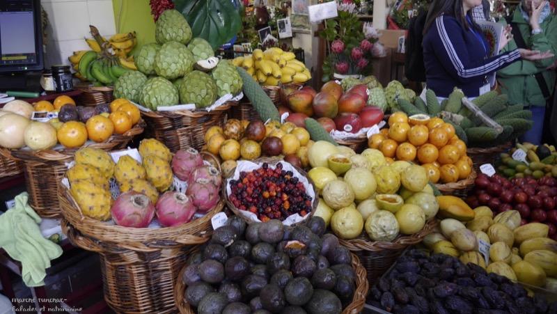 mercado lavradores-Funcal-balades et Patrimoine