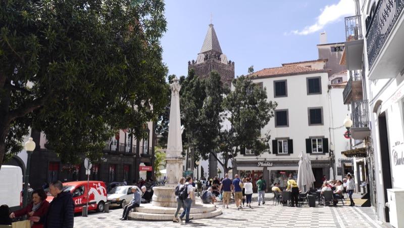 Rue Funchal-Balades et Patrimoine