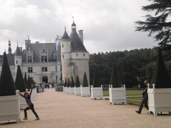 chateau de chenonceaux