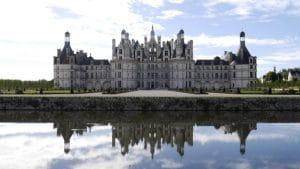 Chateau Chambord-val de Loire