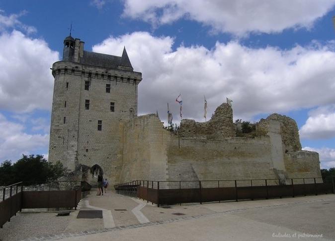 Chateau fortifié