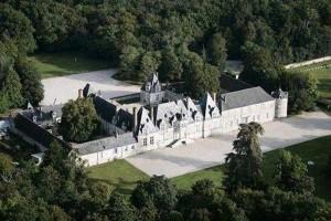 chateau Villasavin| sologne