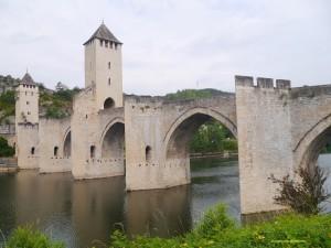 Le Pont de Valentré-Cahors