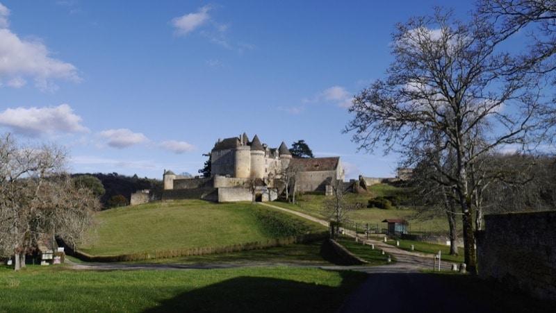 Château Fenelon-Tourisme Lot