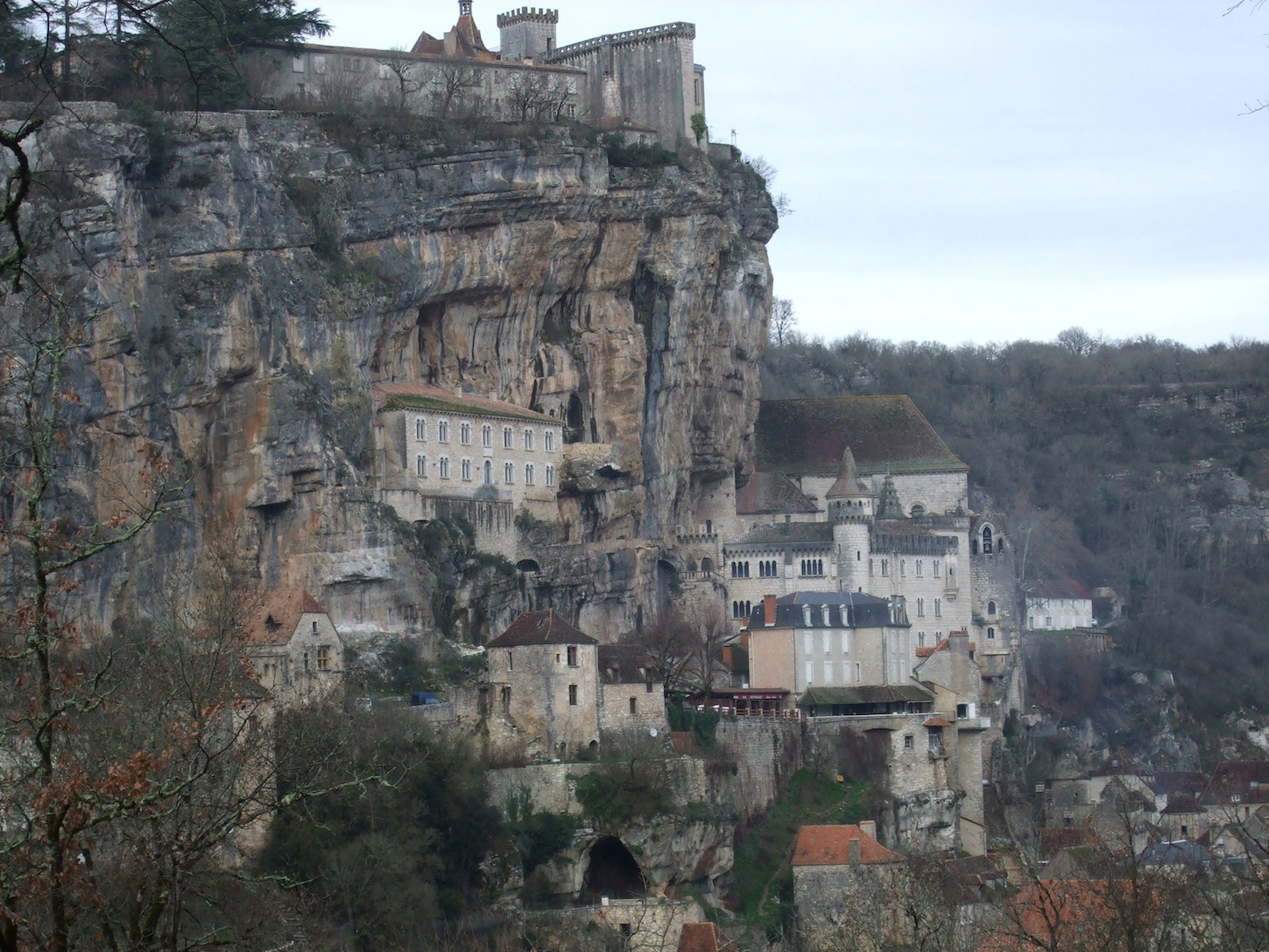 sancutaires rocamadour, visite lot incontournable