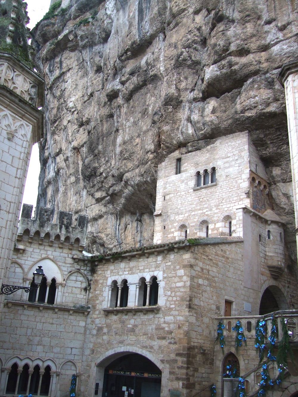 Rocamadour cité religieuse