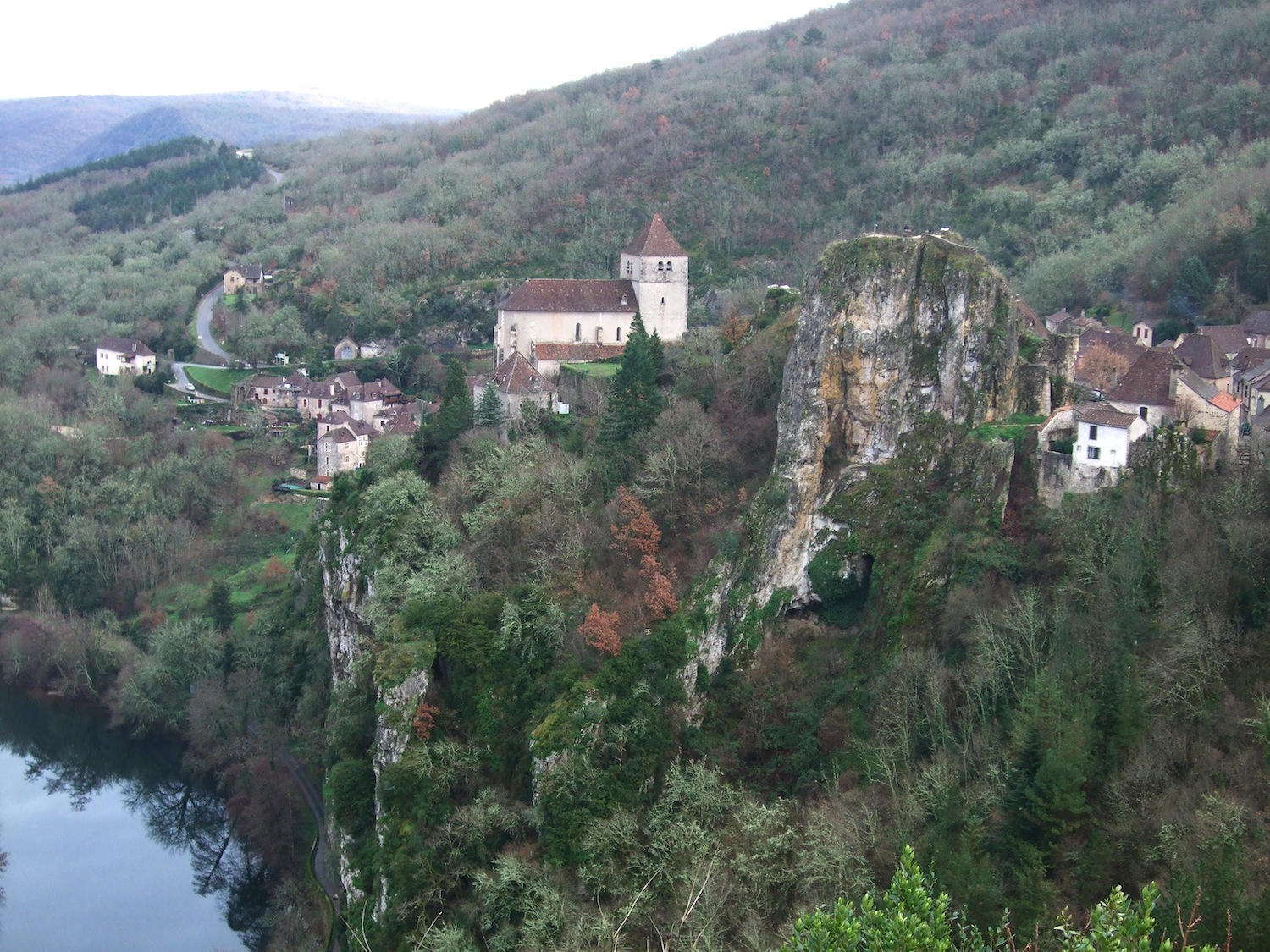 Saint cirq Lapodie, village incontournable