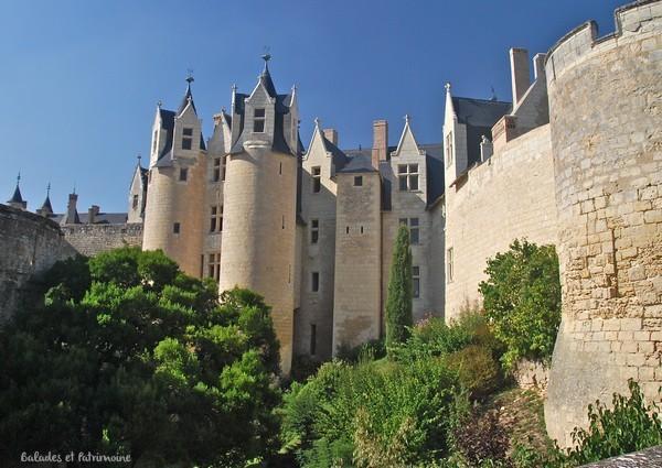 Chateau maine et Loire