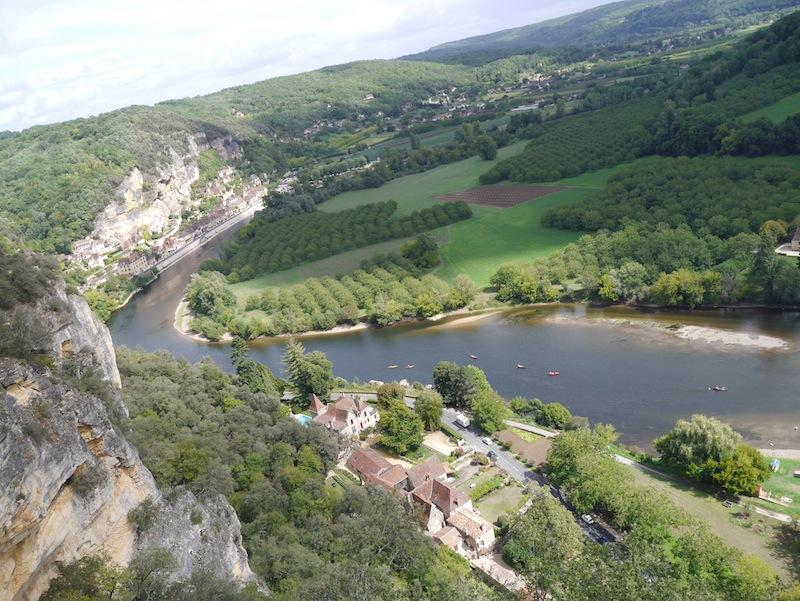 Périgord noir, vallée des châteaux