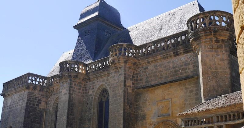 Château Biron, Patrimoine Périgord