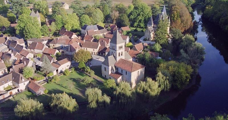 villages -Périgord-baladeet patrimoine