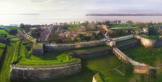 Patrimoine unesco, citadelle vauban, Blaye