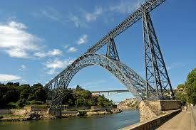 Pont Maria Pia, Gustave Eiffel, Portugal