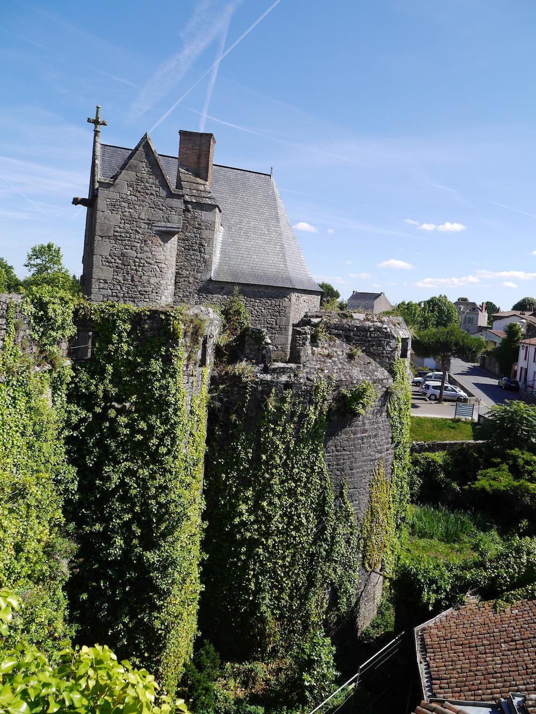 Chapelle médiévale, clisson