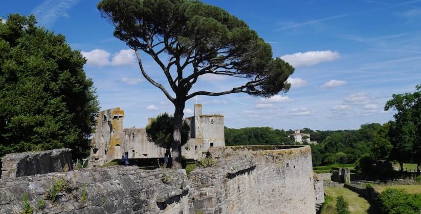 Château romantique, Clisson