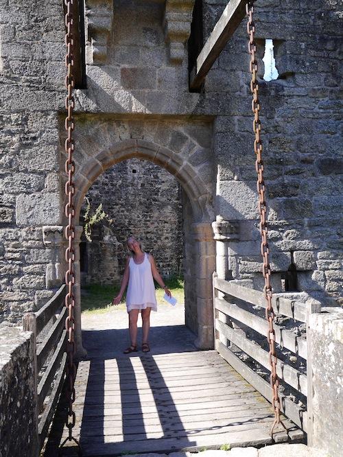 Pont Levis, château clisson