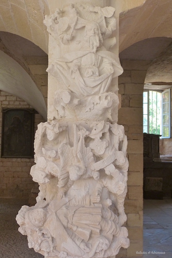 sculptures art flamboyant