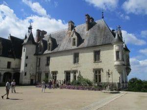 Chateau Chaumont sur Loire