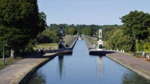 Pont-canal -Briare