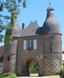 commanderie Arvillé|tourisme médiéval