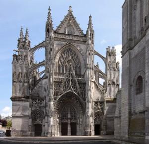 abbaye de la Trinité @Manfred Heyde