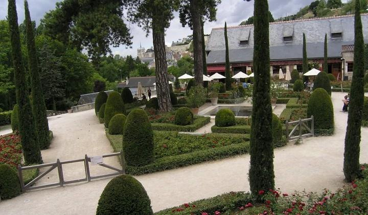 tourisme val de Loire jardins
