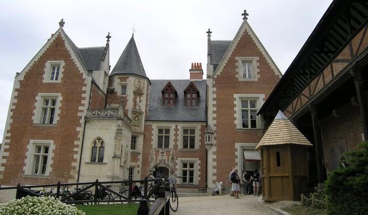 Le clos Lucé Maison de Leonard de Vinci