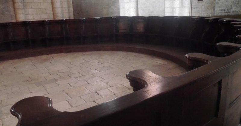 Abbaye Sainte Marie-Souillac-Tourisme Lot