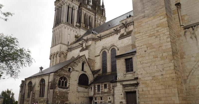 Cathedrale saint maurice-angers