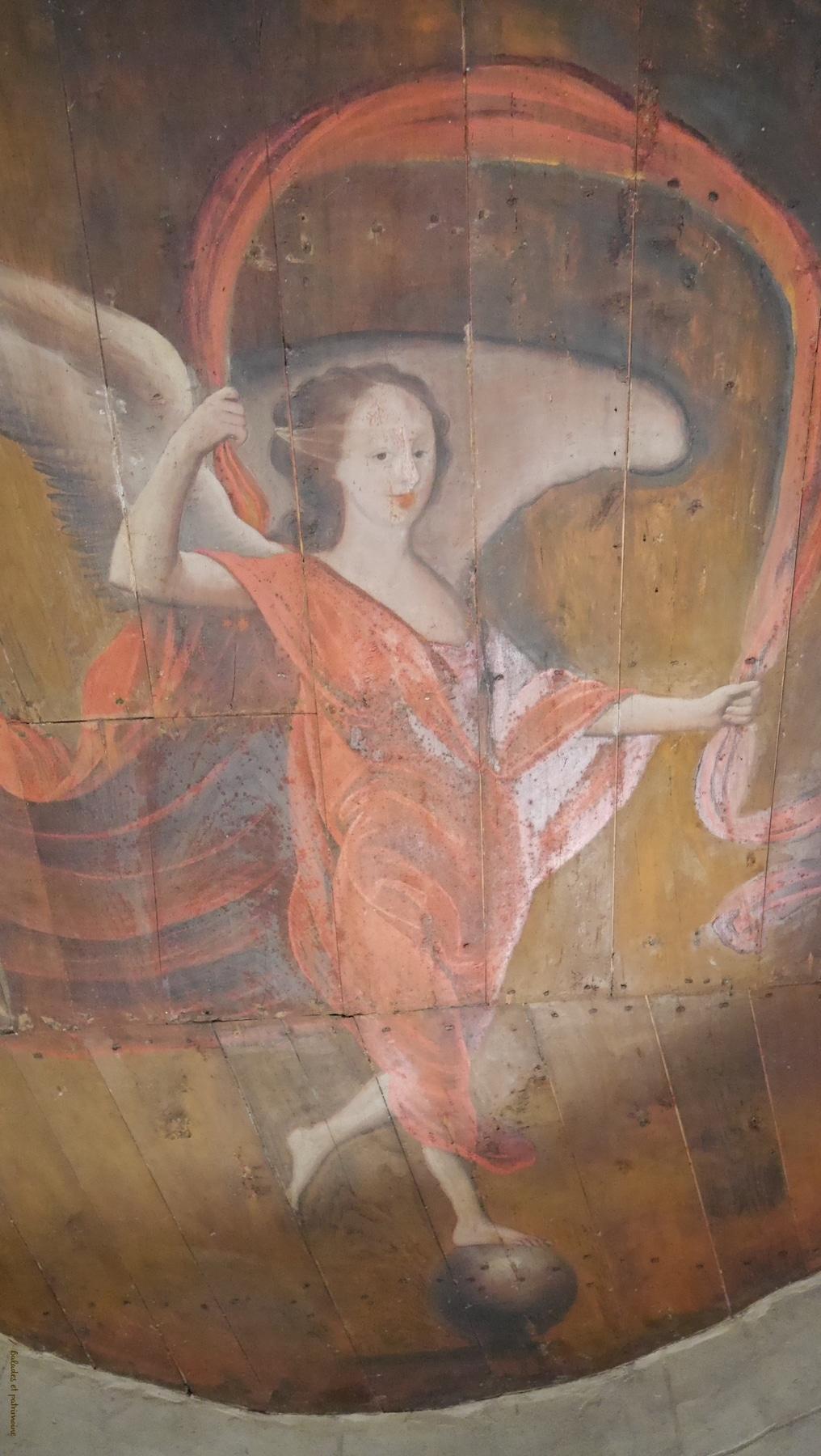 Larroque toirac-fresques